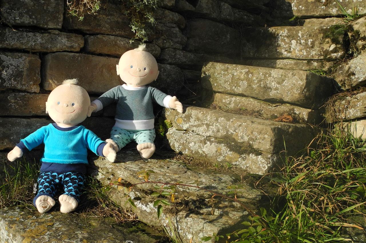 mamahoch2 Puppenkleidung genäht von tiffidi