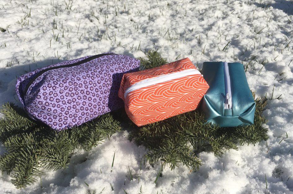 PopUp Taschen (Schnittmuster farbenmix Taschenspieler 4)