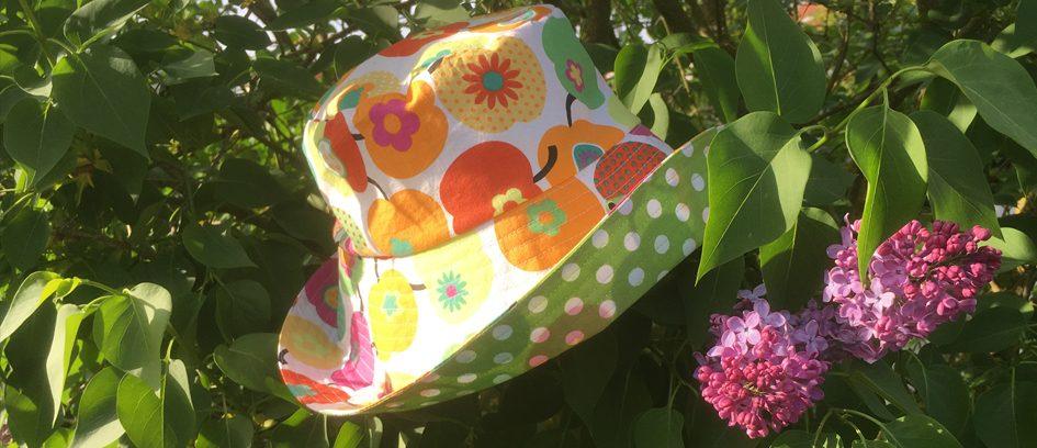 Sonnenhut für Groß und Klein | tiffidi – Nähen – Familie – DIY